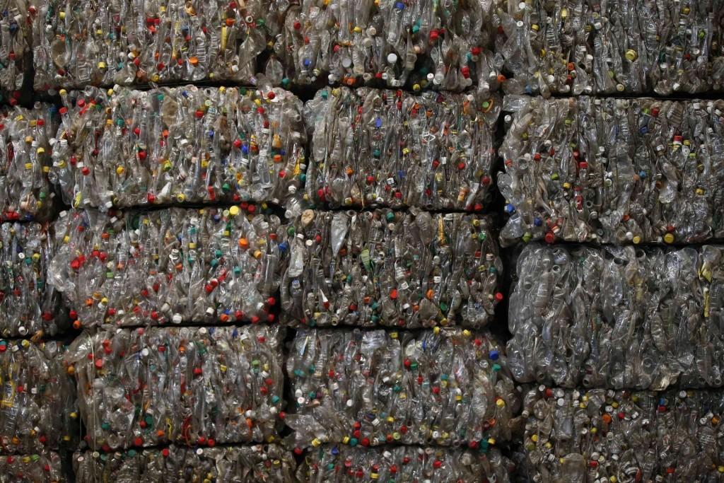 回收 廢棄品 塑膠